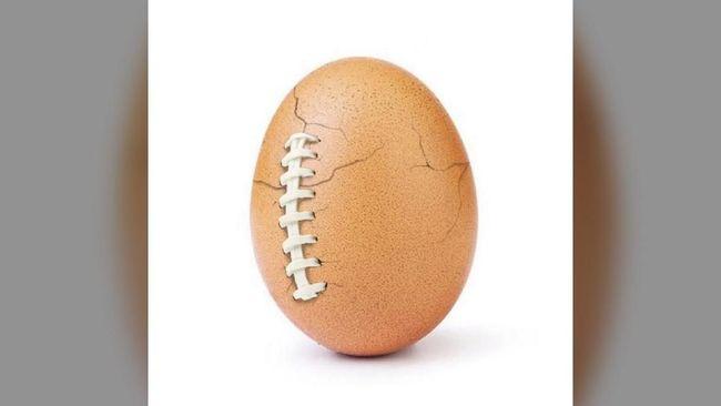 Pesan Terselubung di Balik Telur Pemecah Rekor Dunia