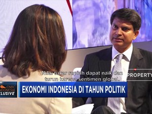 DBS Optimistis Ekonomi Indonesia Kuat di 2019