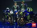 Rossi Minta Vinales Melambat pada MotoGP 2019