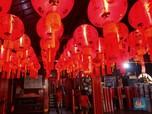 Khusyuknya Ibadah Imlek 2019 di Jakarta