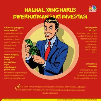 Hal Dasar Patut Diketahui Sebelum Investasi