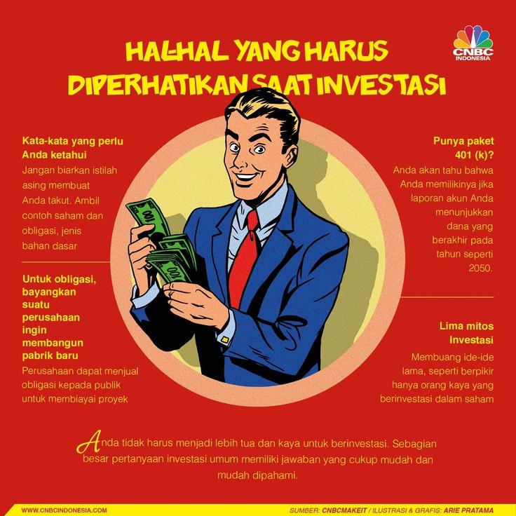 Sebagian besar pertanyaan investasi umum memiliki jawaban yang cukup mudah dan mudah dipahami.