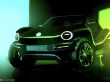 VW Luncurkan Mobil Listrik Klasik, Ini Bocoran Desainnya
