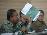 Jokowi Rapat Soal Tanah Dalam Kawasan Hutan, Apa Hasilnya?