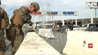 VIDEO: AS Tambah 3.750 Tentara di Perbatasan Meksiko
