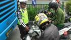 VIDEO: Razia Jalur Bus TransJakarta