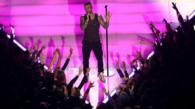 Adam Levine Ungkap Kisah Sedih di Balik Lagu 'Memories'