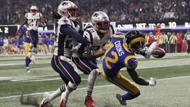FOTO: New England Patriots Juara Super Bowl 2019