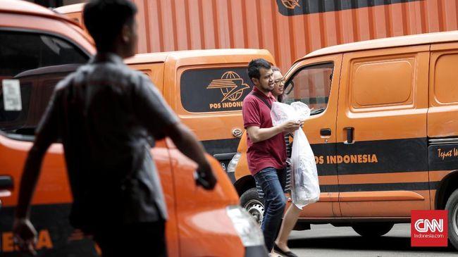 Bansos Nontunai Bikin Keuangan Pos Indonesia 'Kempis'