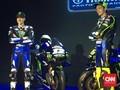 Rossi Soal Motor Baru Yamaha: Kami Seperti Men In Black