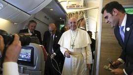 Fatwa Paus Fransiskus Sebut Senjata Nuklir Amoral