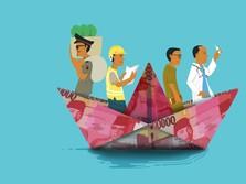Untuk Apa Saja Belanja APBN 2018 Jokowi?