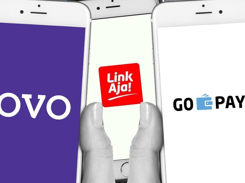 BUMN Menantang Go-Pay & OVO Lewat LinkAja