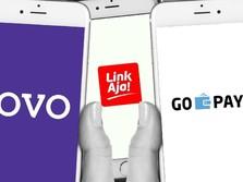 OVO & Gopay, Sri Mulyani Tak Akan Keluarkan Aturan Khusus Kok