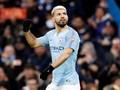 Sergio Aguero Akui 'Handball' Usai Hattrick untuk Man City