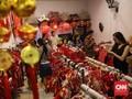 FOTO: Pasar Imlek Tiga Hari di Semarang