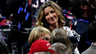 FOTO: Deret Wajah Tenar di Super Bowl 2019