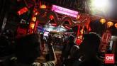 Jelang Tahun Baru China atau Imlek, Komunitas Pecinan Semarang untuk Pariwisata (Kopi Semawis) menggelarPasar Imlek Semawis yang dipusatkan di kawasan Pecinan Kota Semarang.