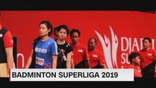 Badminton Superliga 2019