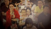 Wayang Potehi merupakan kesenian klasik peninggalan zaman kekaisaran China. Ia sempat surut karena dilarang saat Orde Baru lantaran dianggap menyebarkan propaganda politik. (ANTARA FOTO/Putra Haryo Kurniawan)