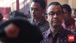 Bertemu Paloh, Anies Mengaku Akan Bicarakan Jakarta Saja