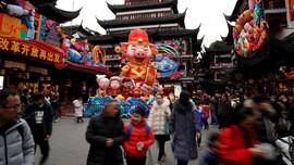 FOTO: Perayaan Tahun Babi Tanah dari Berbagai Negara
