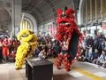 Bangga Tradisi Tionghoa, Rio Ingin Ikut Ajang Barongsai Dunia