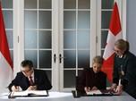 Awas, RI & Swiss Punya Senjata Baru Berantas Kejahatan Pajak