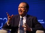 Bos Baru World Bank Sebut China Bikin Dunia Kebanyakan Utang