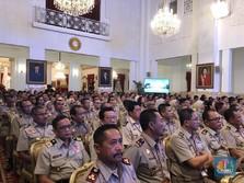 Temuan Jokowi: Kantor-kantor BPN Masih Pakai Sistem Manual