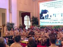 Berapa Tukin 'Juru Ukur' yang Diusulkan ke Jokowi?