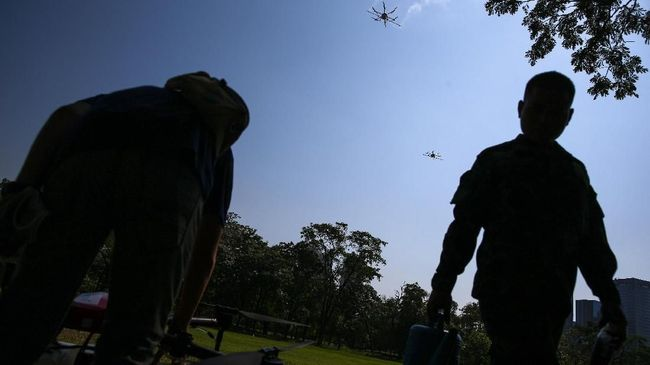 Amazon Siap Antar Barang Pakai Drone Beberapa Bulan Lagi