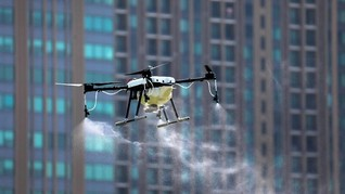 AS Tuduh Produsen Drone Asal China 'Curi' Data Pengguna