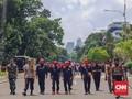 Buruh Demo Istana, Aparat Kerahkan 3.900 Personel