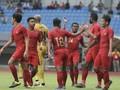 Madura United vs Timnas Indonesia U-22 Imbang 1-1