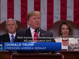 Trump, Salahkan Politisi Terkait Perang Dagang