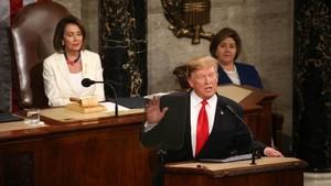 Trump Ingin Tembak Badai dengan Bom Nuklir