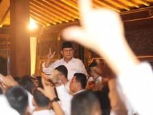 Prabowo: Arah Perkembangan Ekonomi Sudah Keliru
