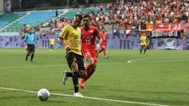 Persija vs Newcastle Jets Imbang, Lanjut Perpanjangan Waktu