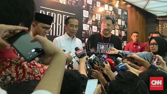 Alumni Pangudi Luhur Deklarasi Dukung Jokowi-Ma'ruf Amin