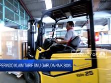 Asperindo Menjerit karena Tarif Garuda Melejit 300%