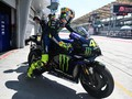 Valentino Rossi Pamer Helm Baru di Tes MotoGP 2019