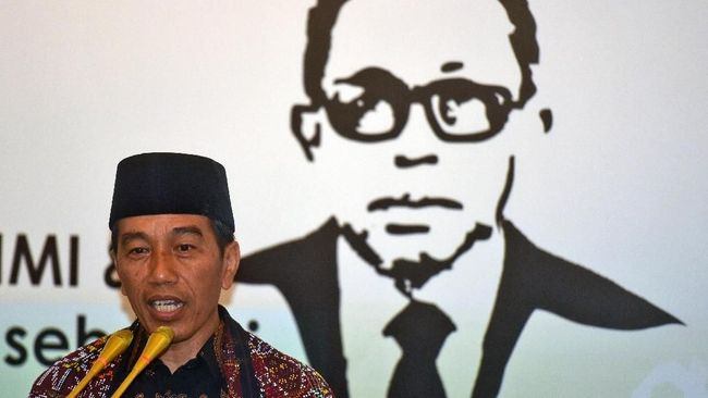 Jokowi Minta Gunakan Hak Pilih Meski Akui Golput Pilihan