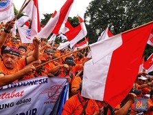 Demo Berakhir di Kantor Jokowi, Ini Asa Terakhir Pak Pos