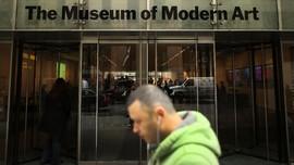 Museum of Modern Art New York Ditutup Sementara