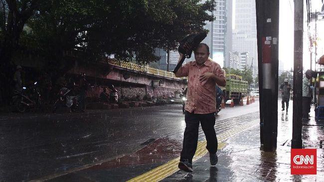 BPPT: Hujan Buatan Solusi Jangka Pendek Polusi Udara Jakarta