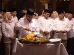 Prabowo: Harga Beras & Daging RI Termasuk Tertinggi di Dunia