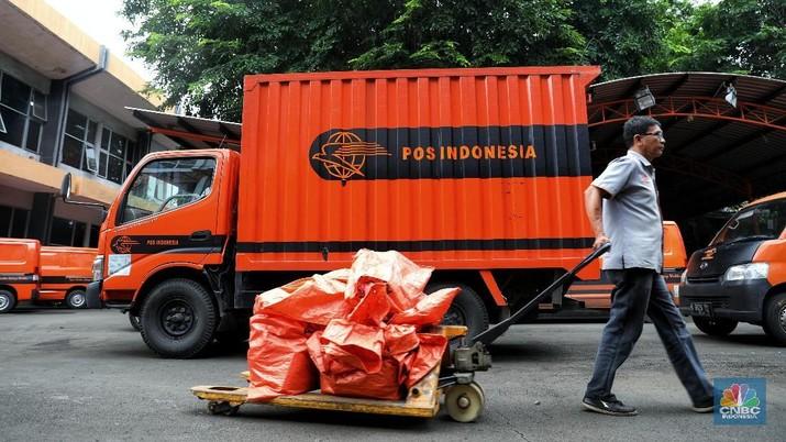 Diam-diam PT Pos Indonesia Siapkan Diri Masuk Fintech
