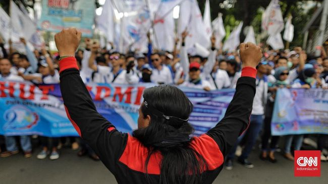 Tolak Kenaikan Iuran BPJS, Buruh akan Unjuk Rasa Kamis Ini