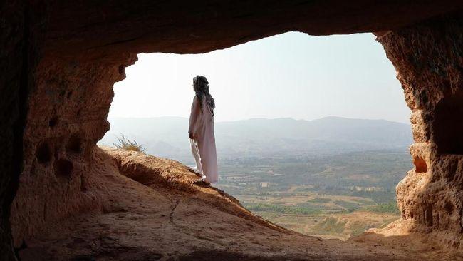 Arab Saudi Bakal Izinkan Turis Berkunjung ke Gua Purbakala